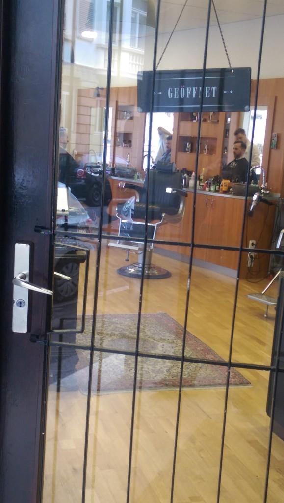 TIMI Der Barbier Innen