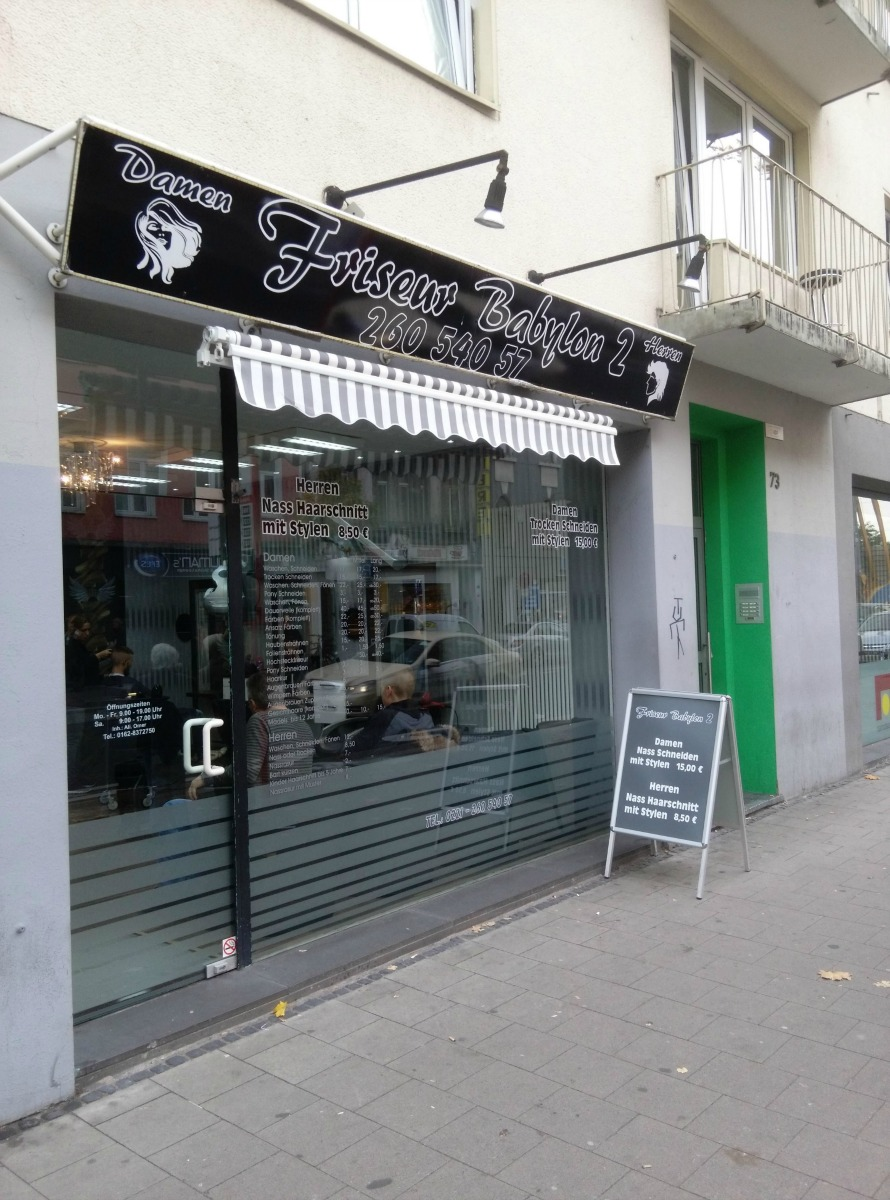 friseur babylon 2 barbershop finder. Black Bedroom Furniture Sets. Home Design Ideas