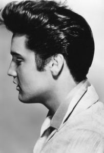 Elvis Presley machte Pompadour bei Männern salonfähig