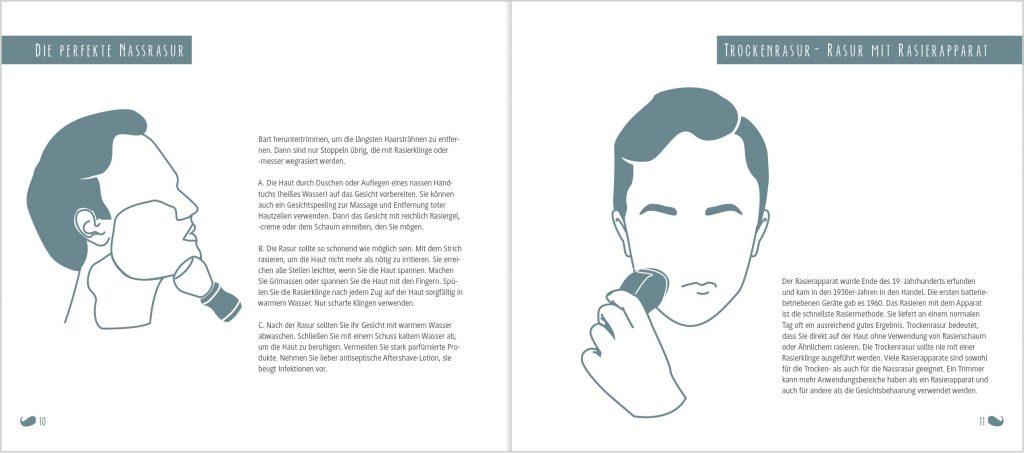 buch ber b rte buch mit tipps zur pfege rasur und bartstyling. Black Bedroom Furniture Sets. Home Design Ideas