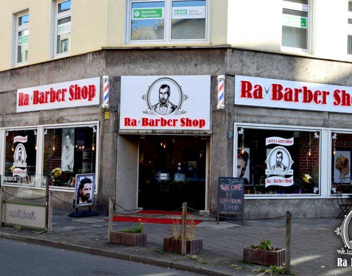 ra barber shop in d sseldorf. Black Bedroom Furniture Sets. Home Design Ideas