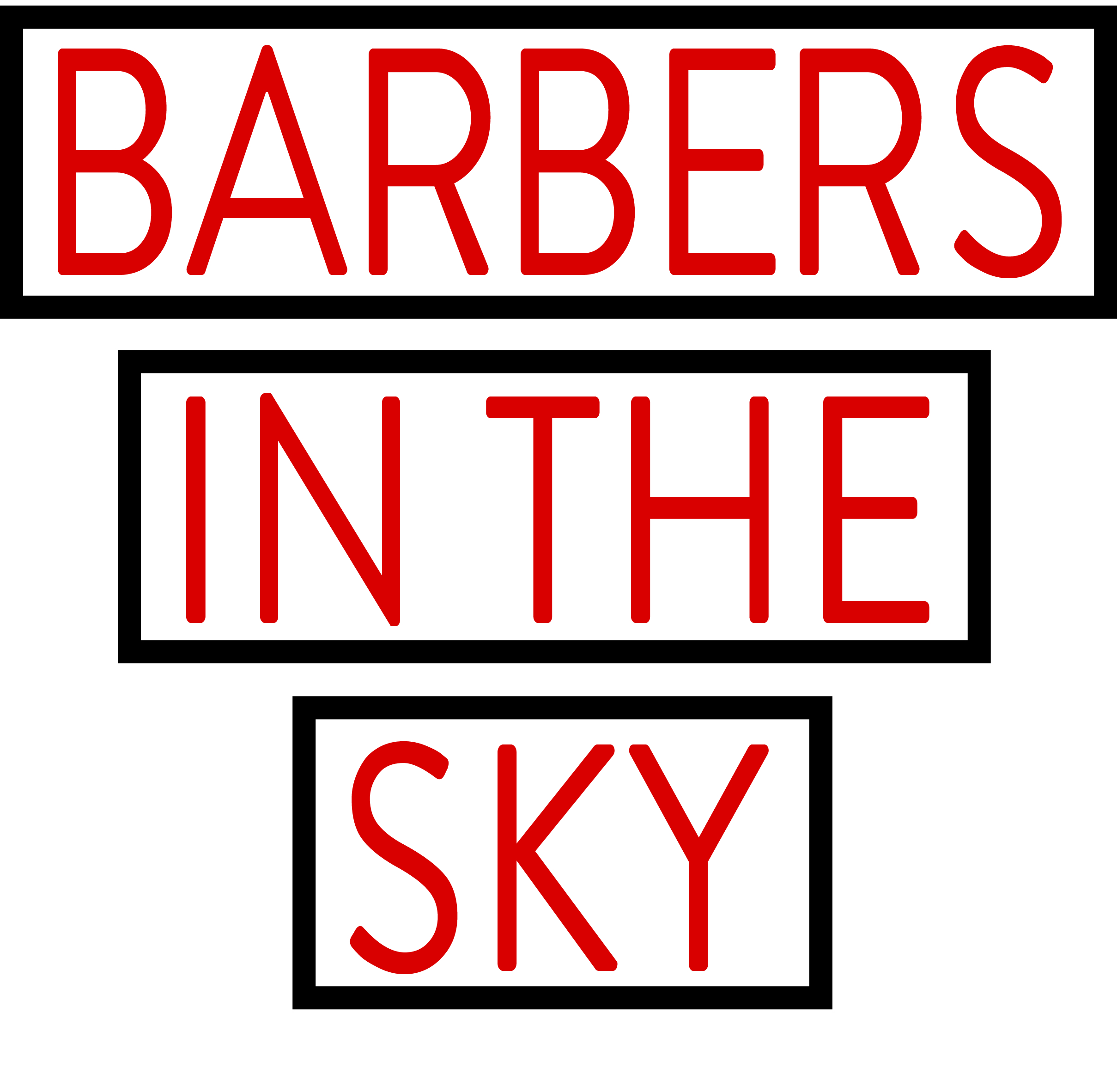 Barbers In The Sky